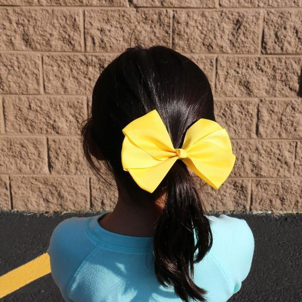 Wholesale 6 Inch Flat Hair Bow
