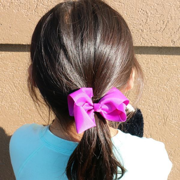 Wholesale Small 4 Inch Hair Bow