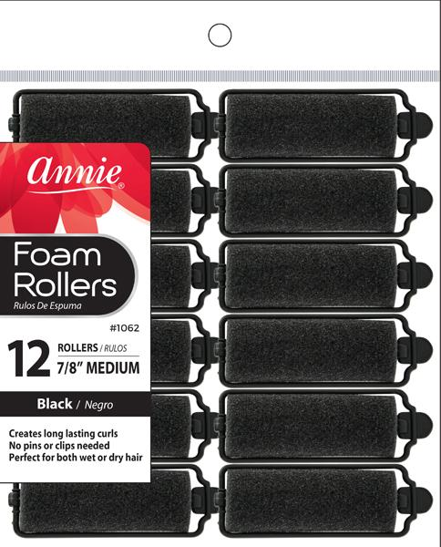 #1062 Annie Medium Foam Roller (6Pk)