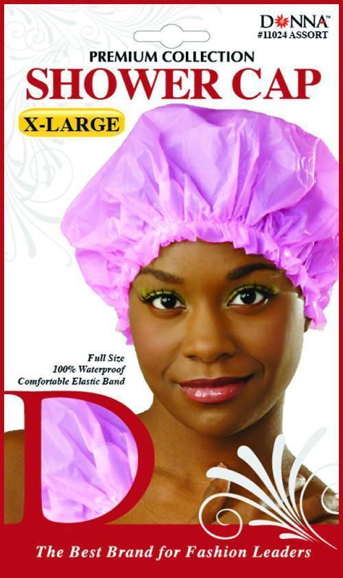#11024 Xl Shower Cap / Assort (Dz)