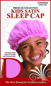 #11099 Kid's Satin Sleep Cap / Assort (Dz)