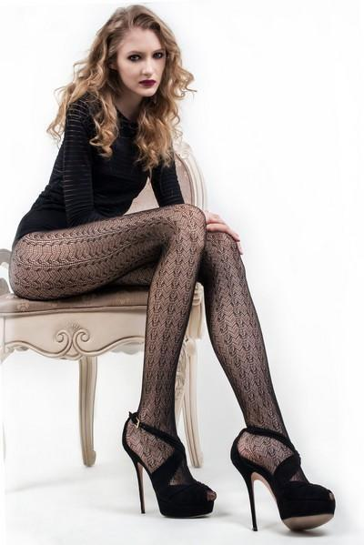 Yelete Gothic Revival in Lace Pantyhose (PC) #168YD051