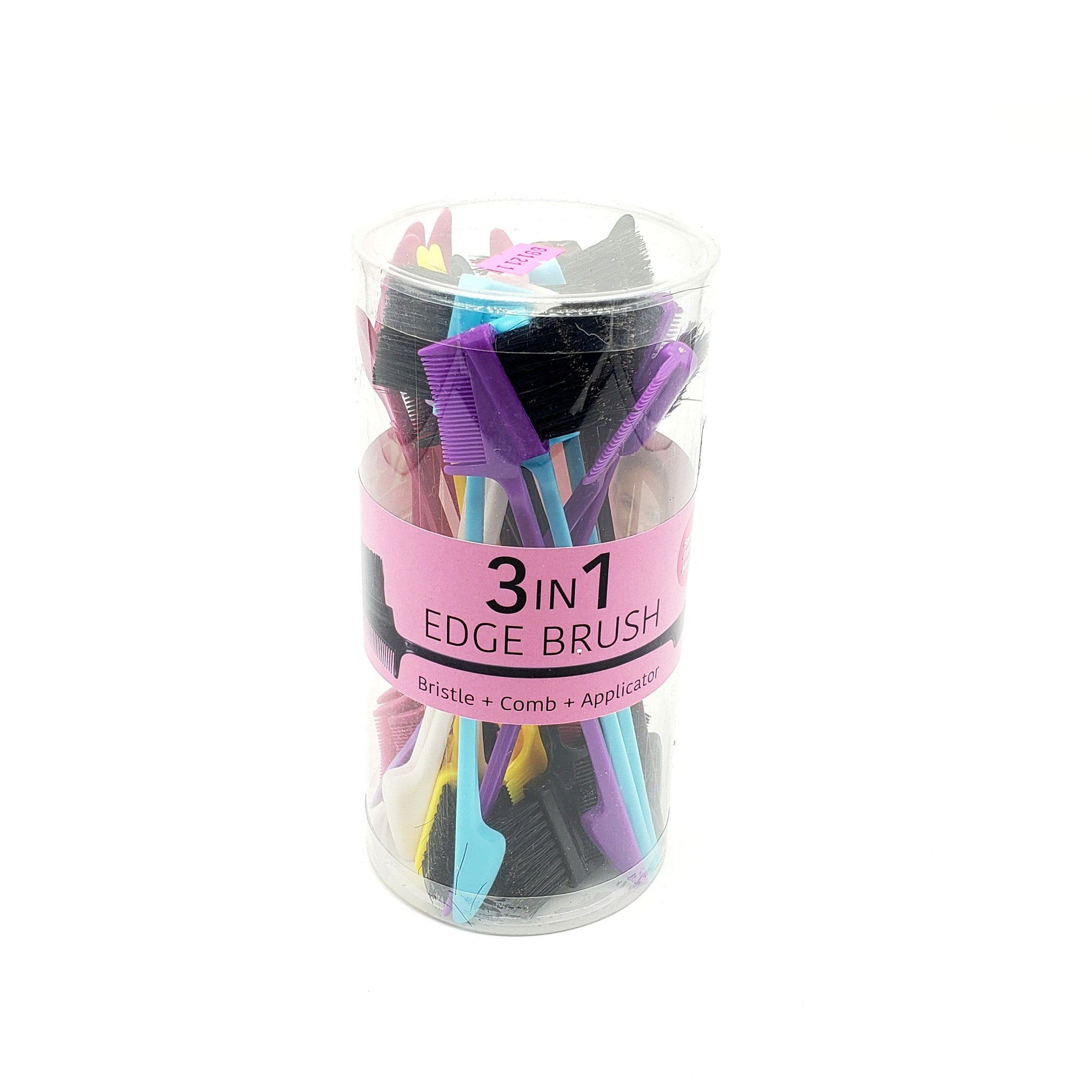AB 3 in 1 Edge Brush (JAR)