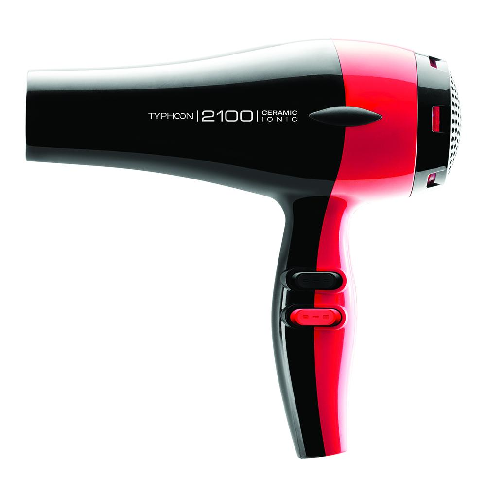 Tyche Typhoon Ceramic Ionic 2100 Hair Dryer #TP2100 (PC)