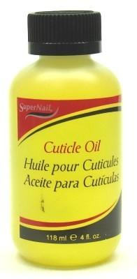 SuperNail Cuticle Oil 4oz #31635 (PC)