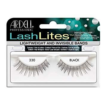 Ardell LashLites Eyelashes, 330 (4PC)
