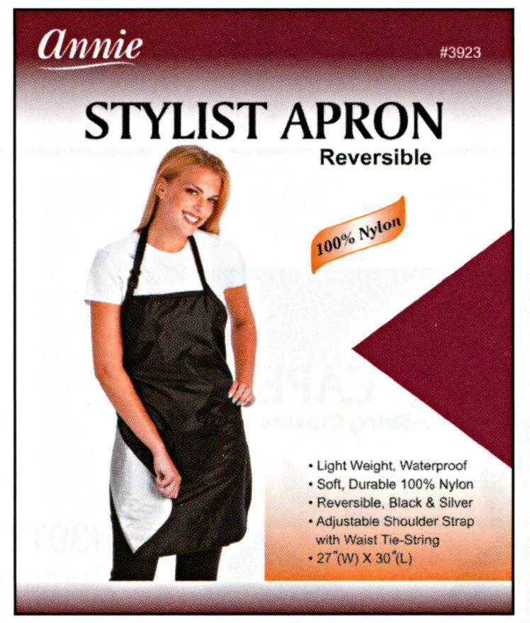 #3923 Annie Stylist Apron Reversible (Pc)