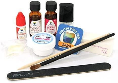Sassi Professional Acrylic Kit #500 (Set)
