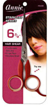 "#5009 Annie Hair Shear 6 3/4"" (6Pc)"