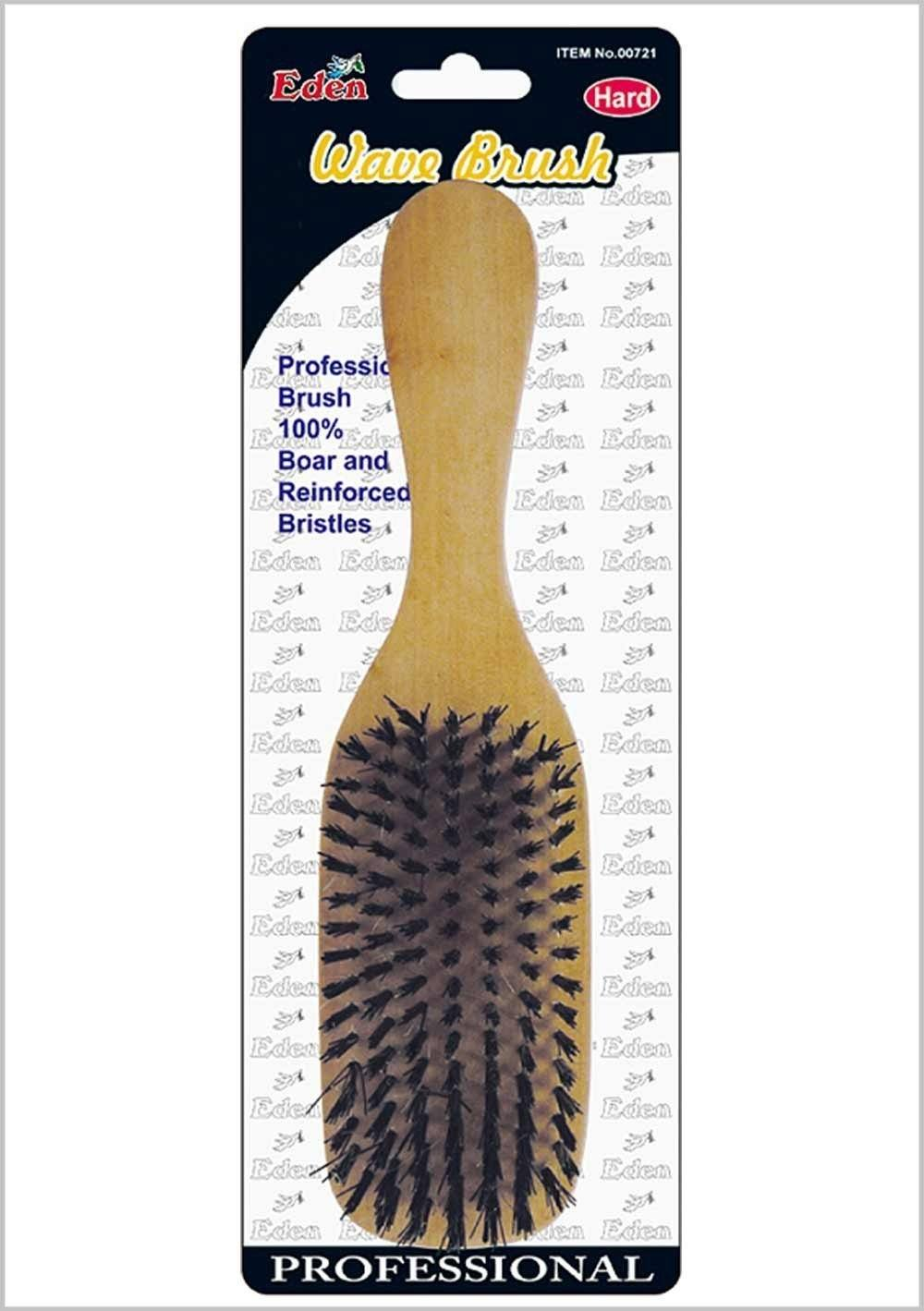 #721 Eden Hard Wave Brush (12Pc)