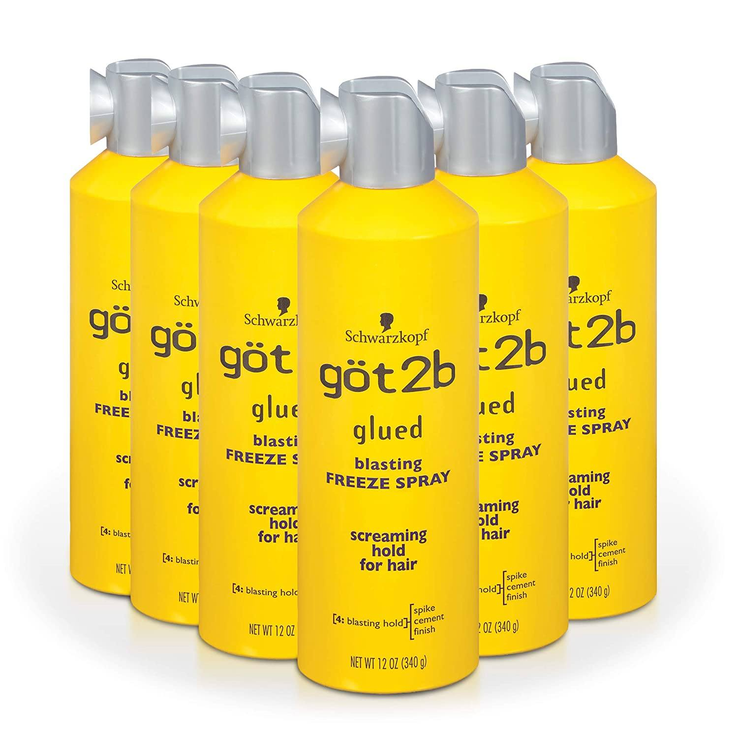 got2b glued Blasting Freeze Spray 12oz (1PC)