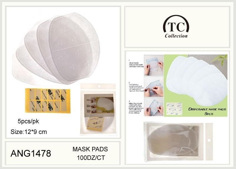 Mask Filter Replacement (12PC)