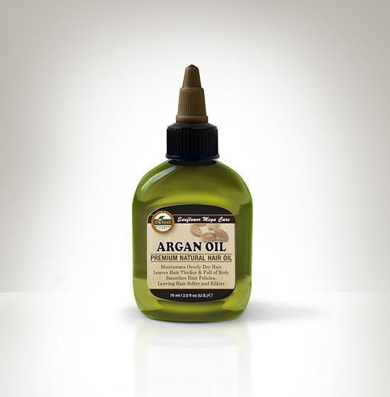 Difeel Premium Mega Care Argan Oil 2.5oz (DZ)