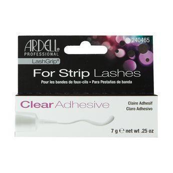 Ardell Clear Lash Grip Adhesive for Strip Lashes, .25oz #240465 (6PC)