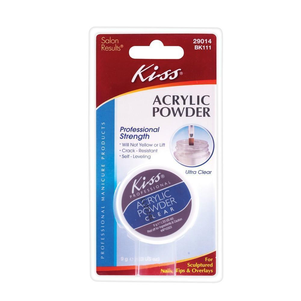 #Bk111 Kiss Acrylic Powder