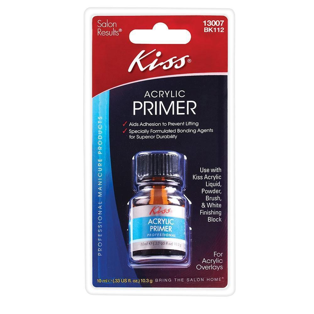 #Bk112 Kiss Acrylic Primer (Pc)