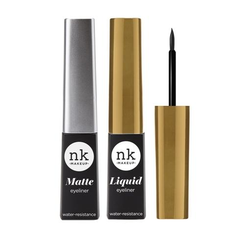 Nicka K Liquid Eyeliner (6PC) #LE