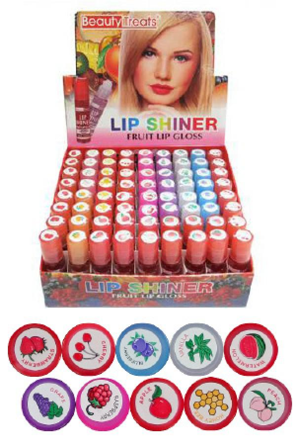 Fruity Lipgloss Set/Display (72PC)