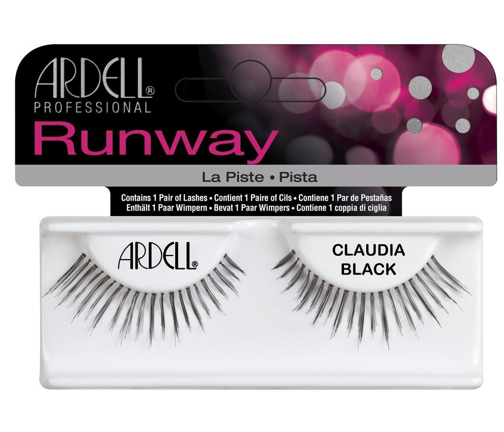 Ardell Runway Eyelashes, Claudia (4PC)