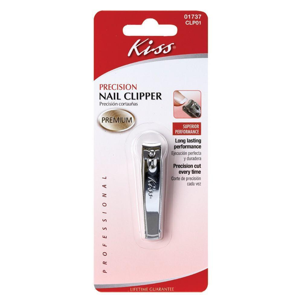 CLP01 KISS NAIL CLIPPER (PC) - Young\'s Trading: Beauty Supply and ...