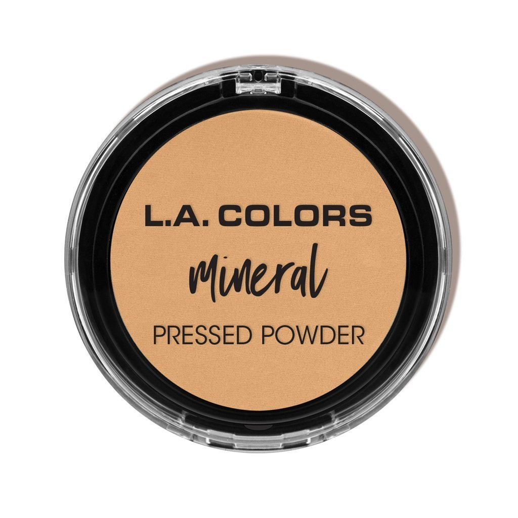 L.A. Colors Mineral Pressed Powder (3PC) #CMP