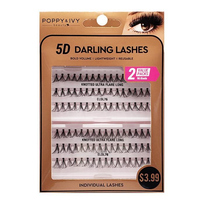Absolute 5D Darling Individual Lash #ELDL76 (3PC)