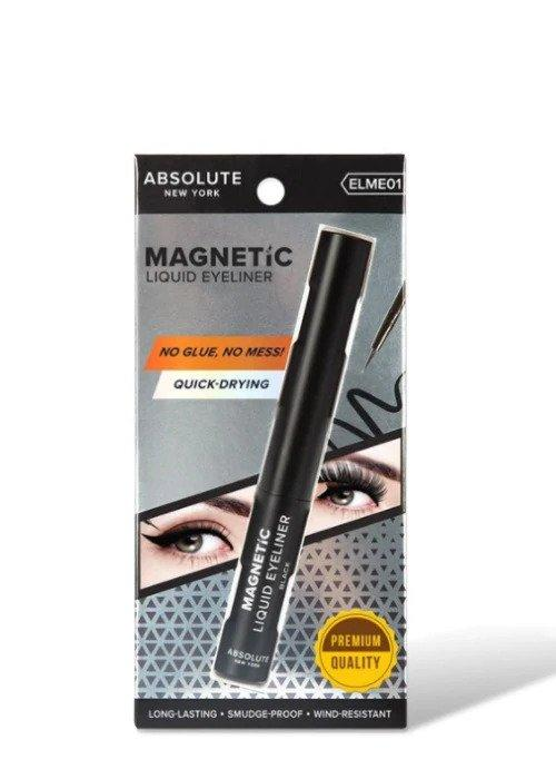 Absolute Magnetic Liquid Eyeliner #ELME01 (3PC)
