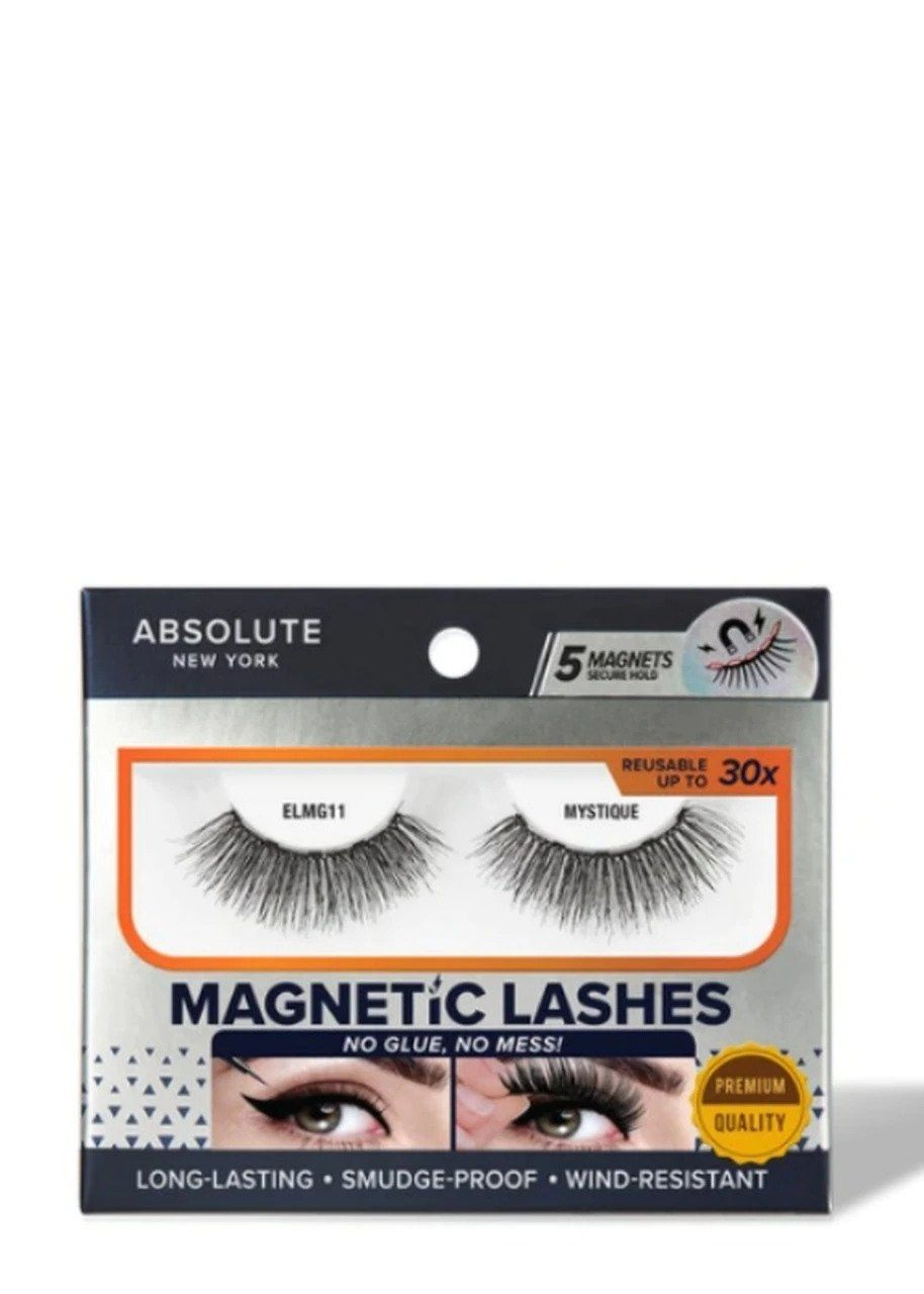 Absolute Magnetic Lashes #ELMG11 Mystique (3PC)