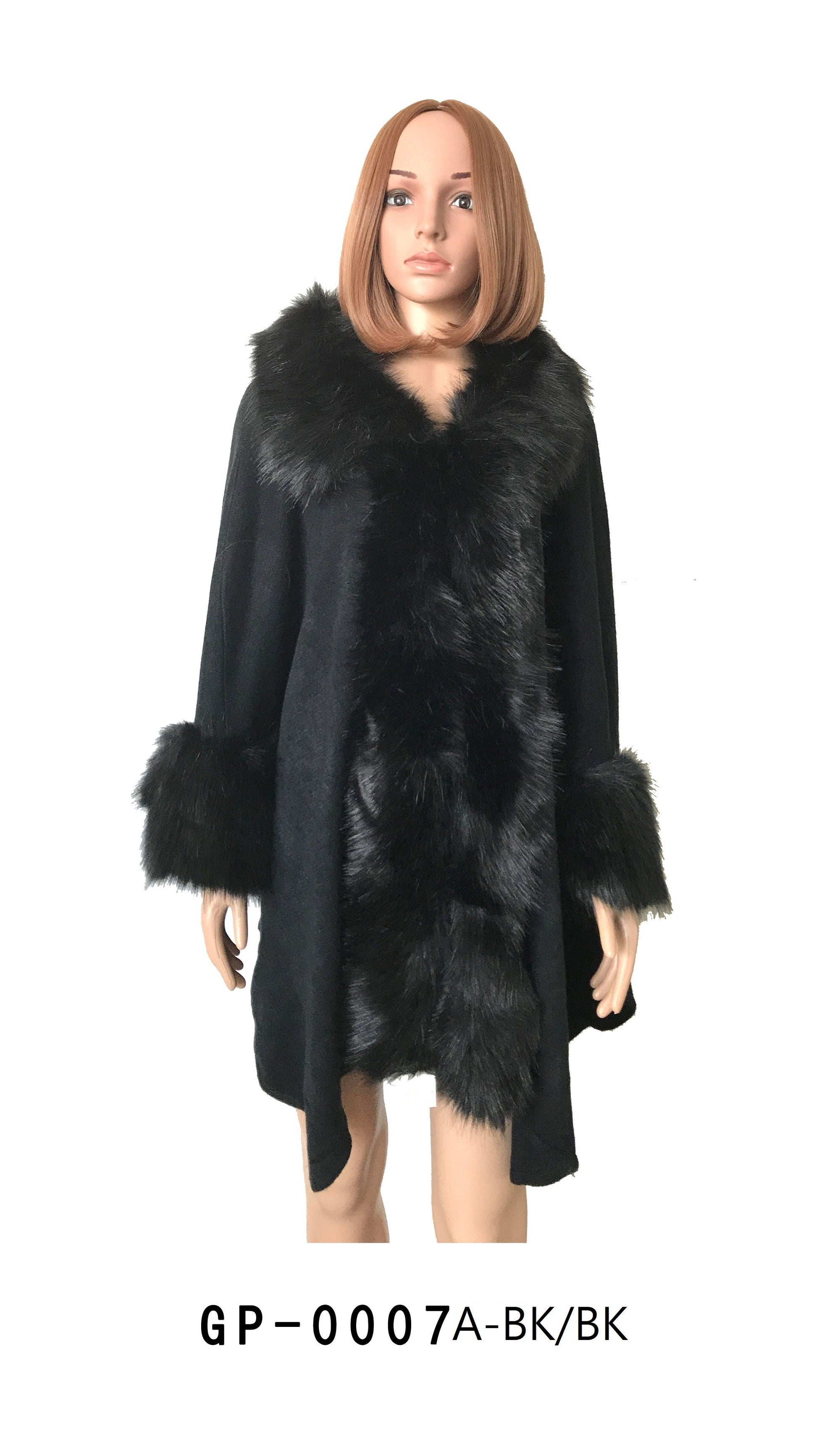 Fur Cardigan #GP007A (PC)