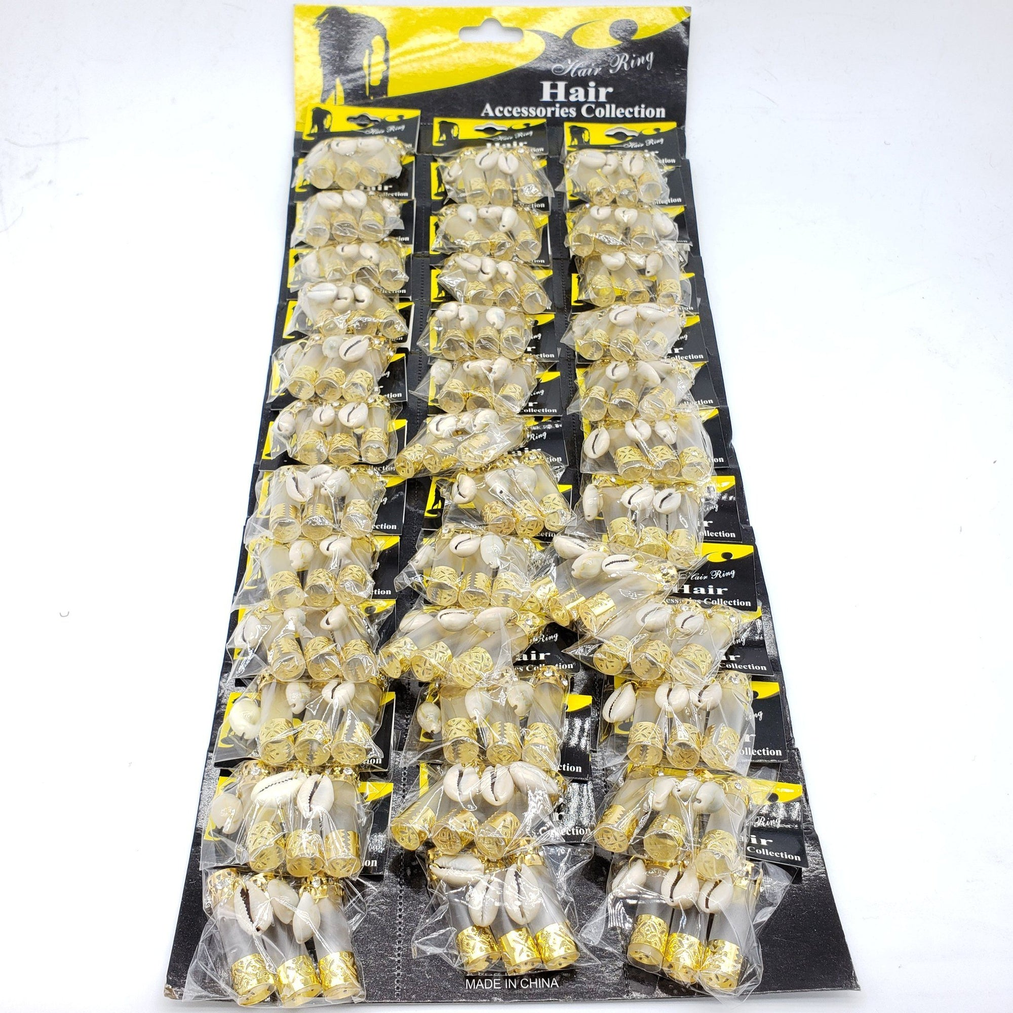 Braiding Tube with Shell #H6092 (36PC)