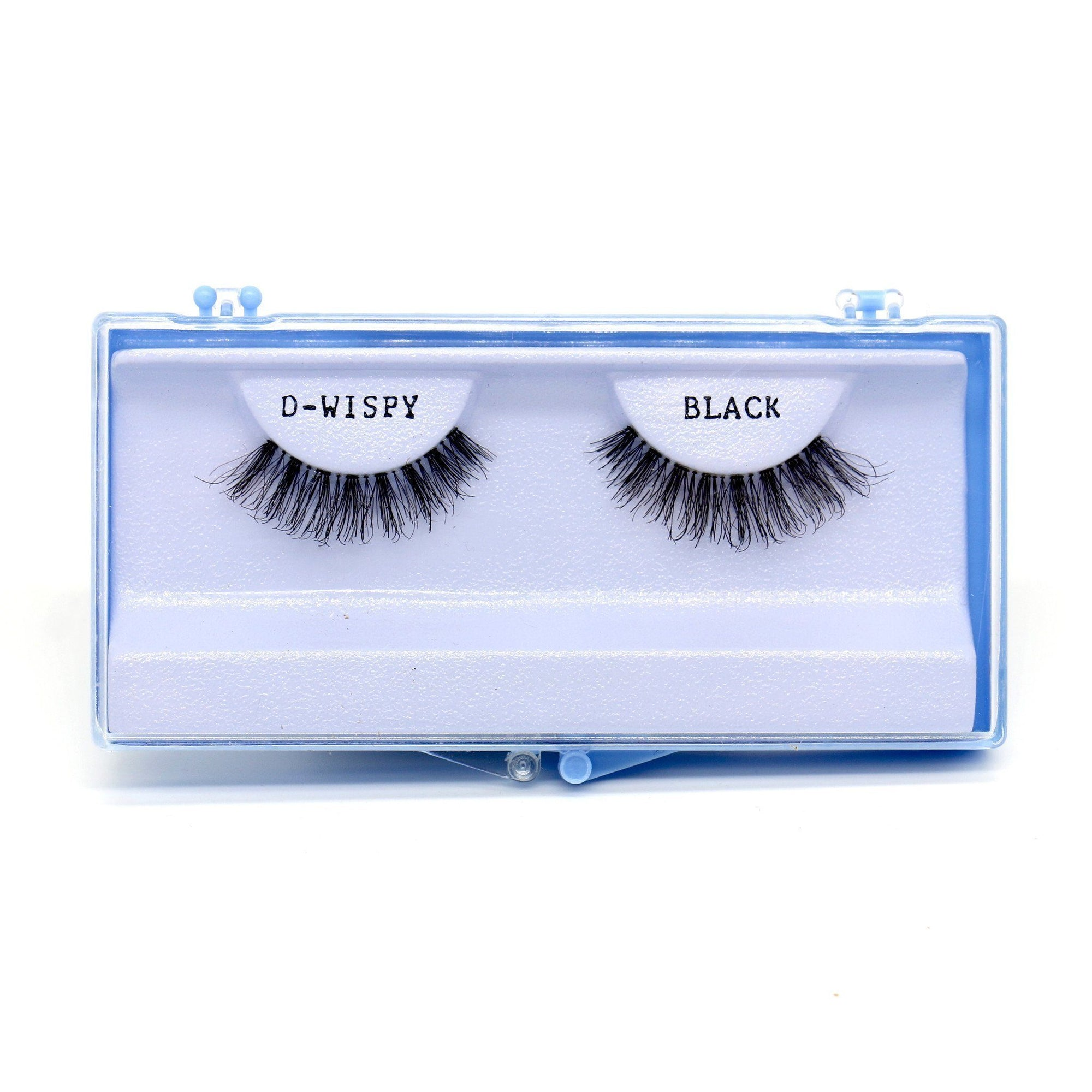 Blue Case Eyelash, Demi Wispy (6PC)