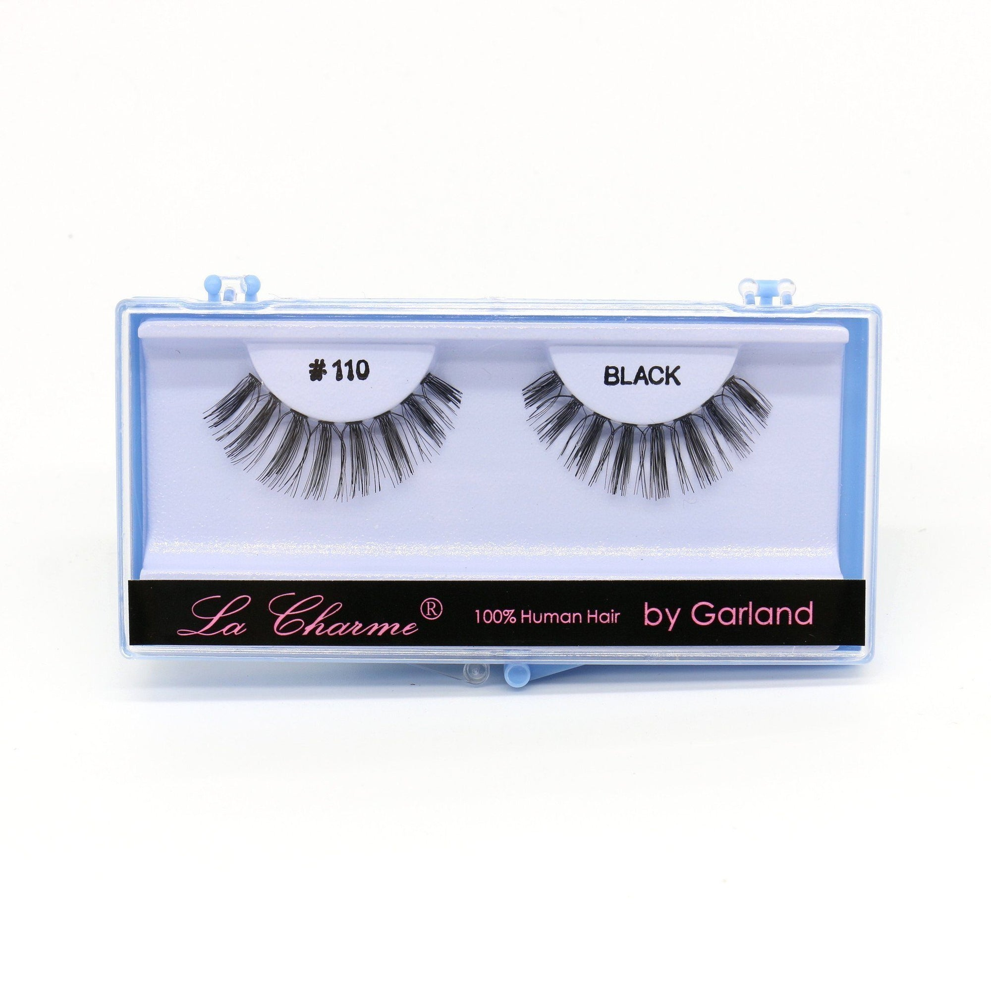 Blue Case Eyelash, #110 (6PC)
