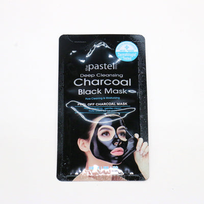 Peel Off Charcoal Black Mask
