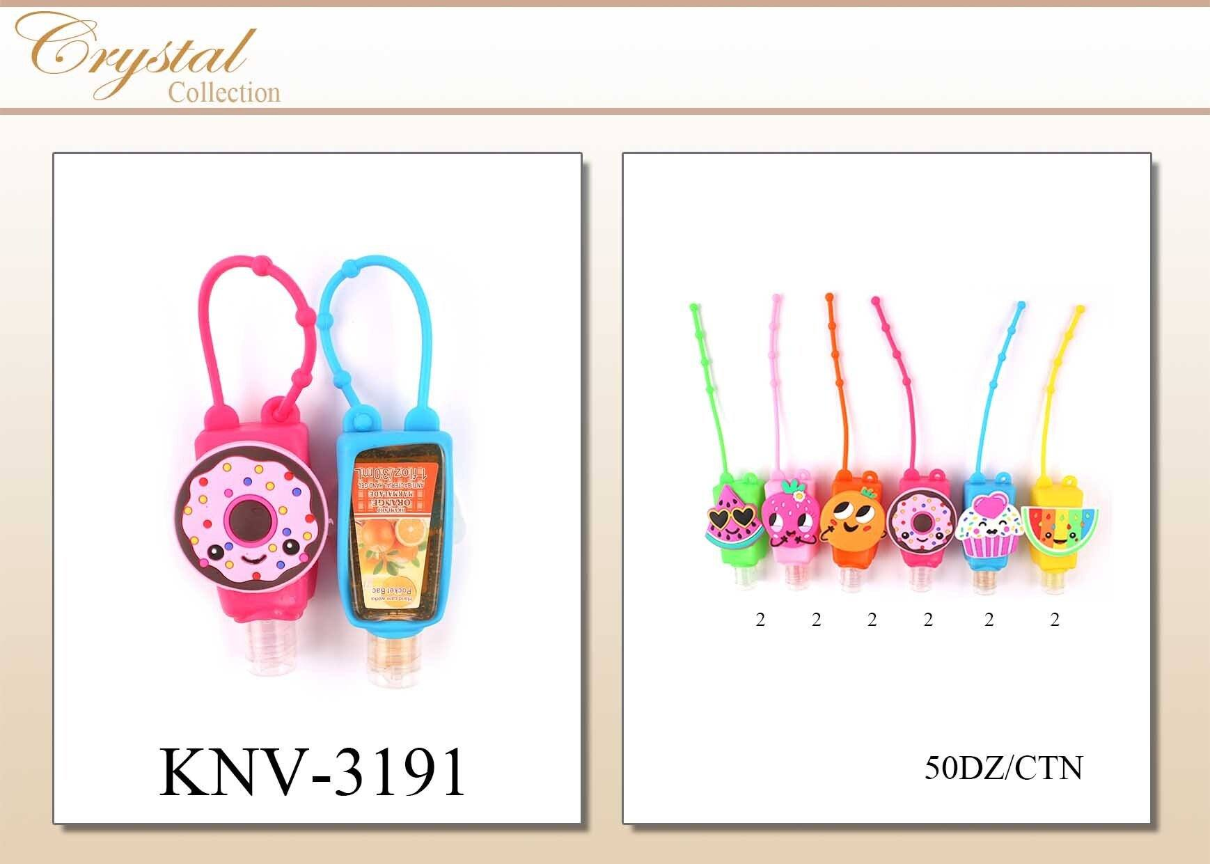 Kid's Key Chain Hand Sanitizer (12PC)