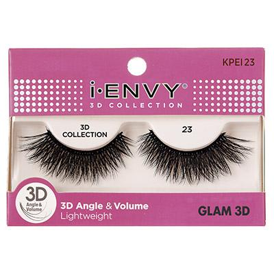 iEnvy Glam 3D Angle & Volume Eyelashes #KPEI23 (6PC)