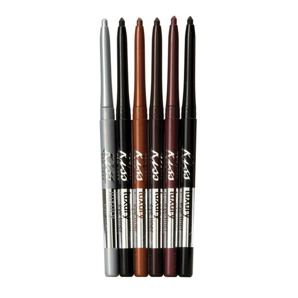 #Lel 24 Hour Luxury Eye Liner (6Pc) - Multiple Colors