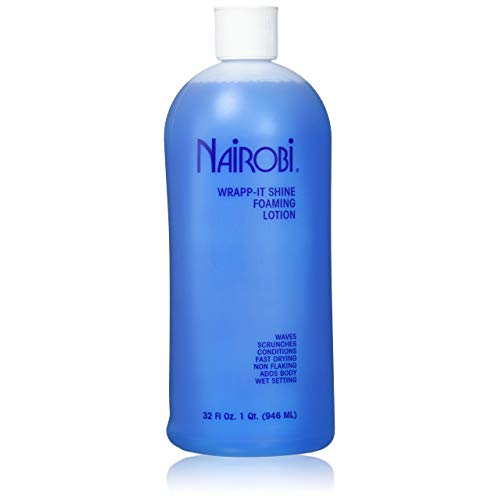 Nairobi Wrapp-It Shine Foaming Lotion, 16oz