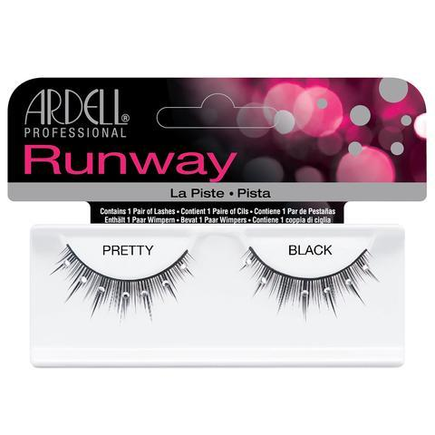 Ardell Runway Eyelashes, Pretty (4PC)
