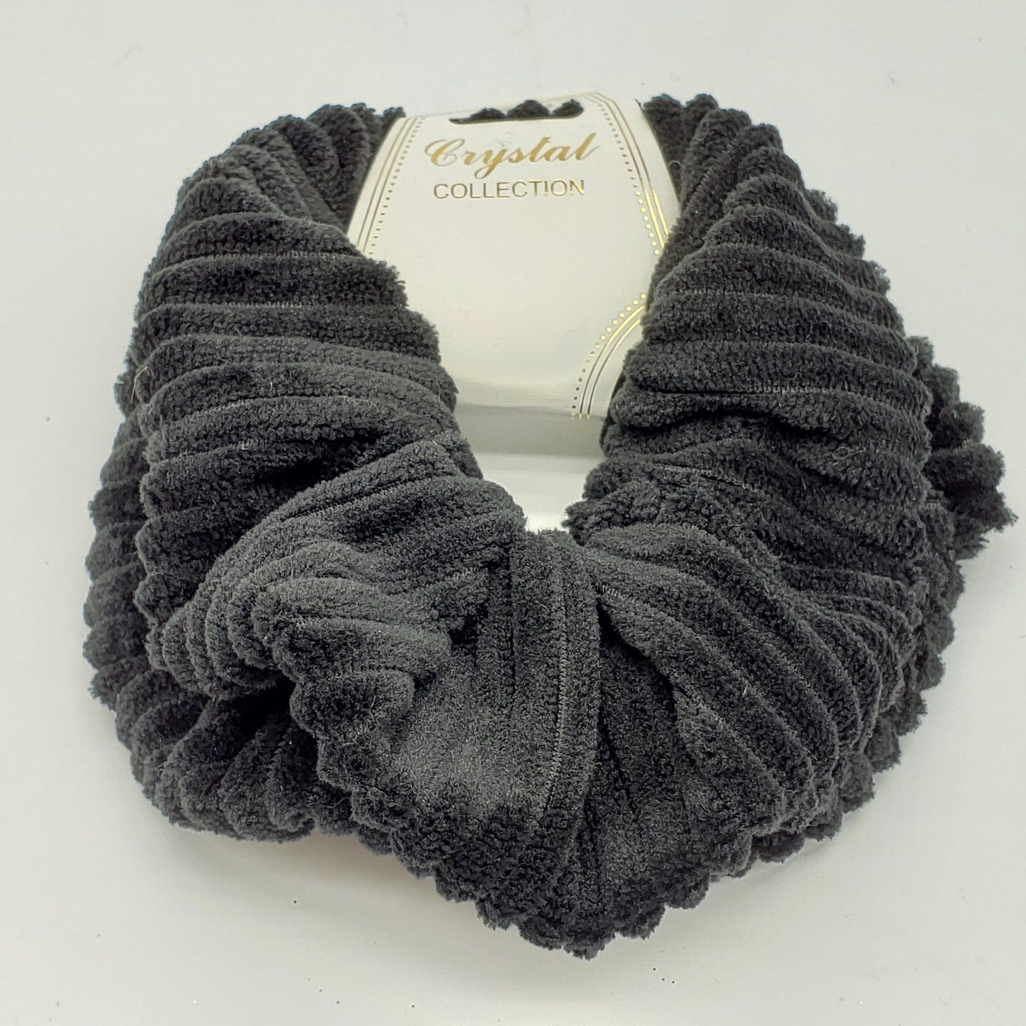 Crystal Collection Scrunchies #YHS2091B (24PC)