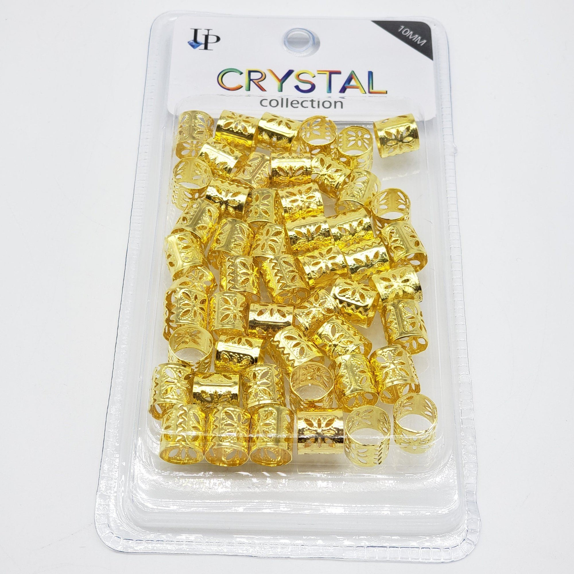 Crystal Collection Braiding Tube #YNV (12PC)