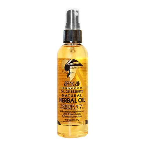 African Essence Herbal Oil 4oz