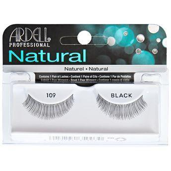 Ardell Natural Black Eyelashes #109 (4PC)