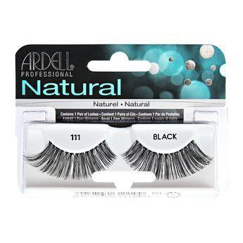 865f09036a0 Ardell Natural Black Eyelashes #111 (4PC) - Young's Trading: Beauty ...
