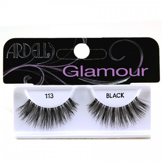 Ardell Natural Black Eyelashes #113 (4PC)