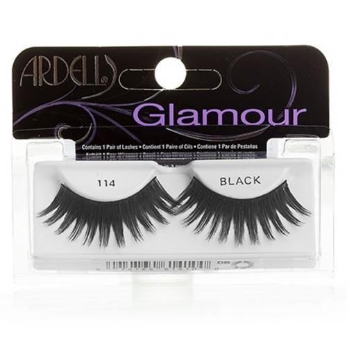 Ardell Natural Black Eyelashes #114 (4PC)