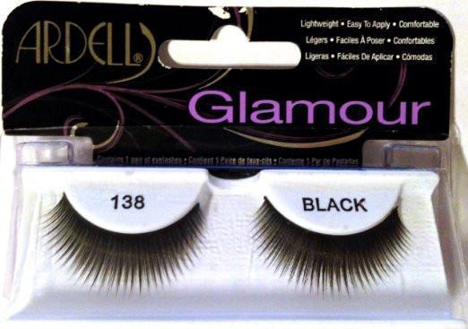 Ardell Glamour Eyelashes, #138 (4PC)