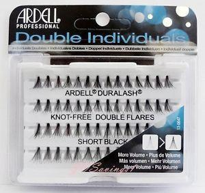 Ardell Double Individual Lashes S/M/L (4PC)