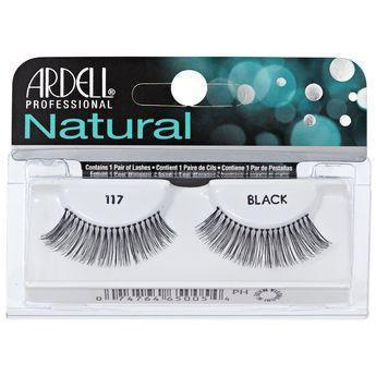 Ardell Natural Eyelash #117 (4PC)
