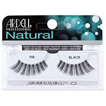 Ardell Natural Eyelash #118 (4PC)