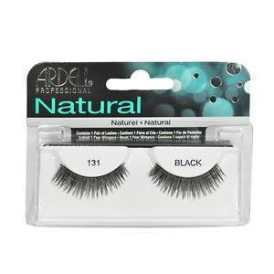 Ardell Natural Eyelashes #131 (4PC)